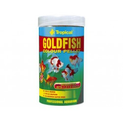 GOLDFISH COLOR PELLET