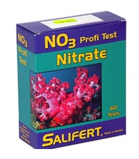 TEST DE NITRATOS (NO3) - SALIFERT