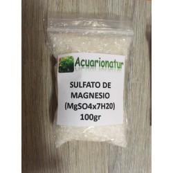 SULFATO DE MAGNESIO (MgSO4x7H20) -100GR